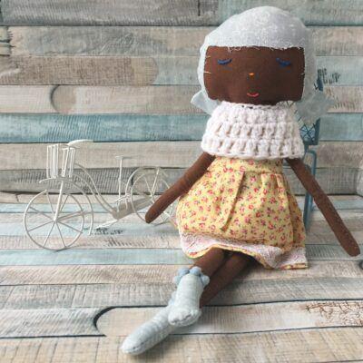 Spring blossom doll SBDC2017-1001 2