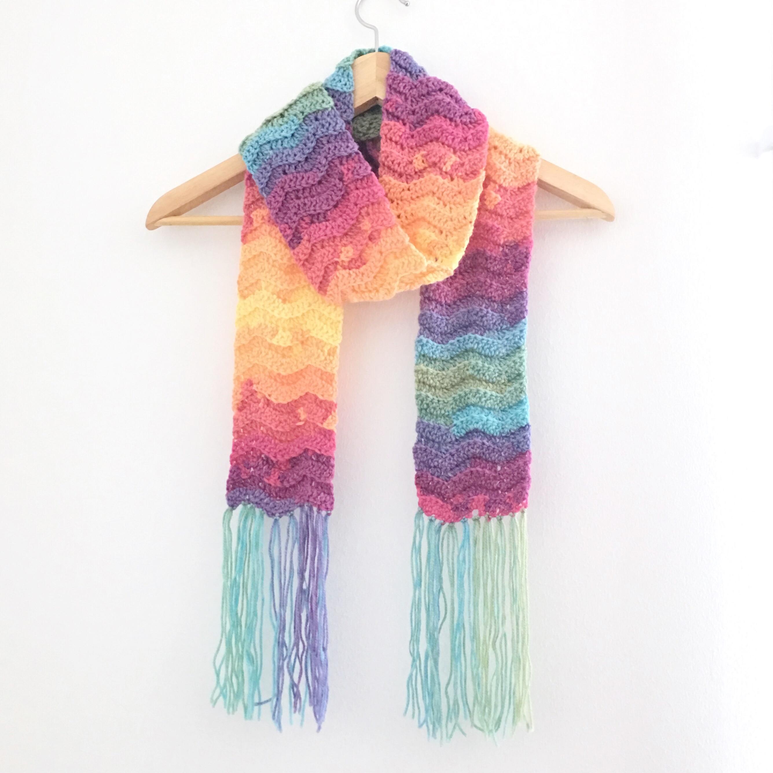 Boho scarf ASC-1001
