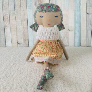 Spring blossom doll SBDC2017-1002