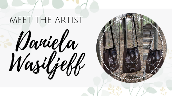 Meet the artist Daniela Wasiljeff