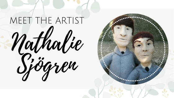 Meet the artist Nathalie Sjögren