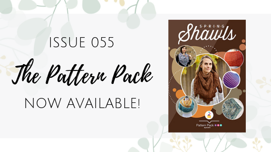 The Pattern Pack Issue 055 Now Available!
