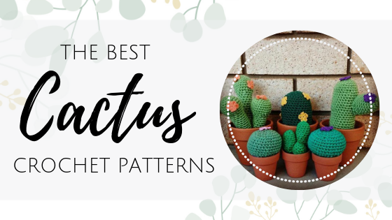 best cactus crochet patterns