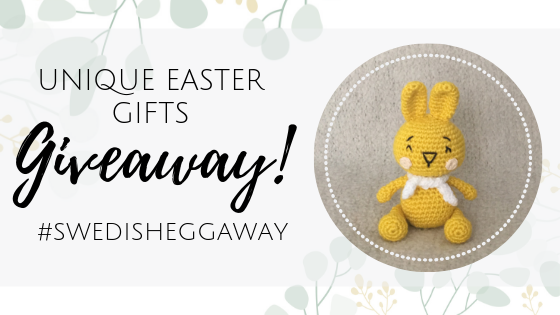 Unique Easter Gifts – Giveaway!
