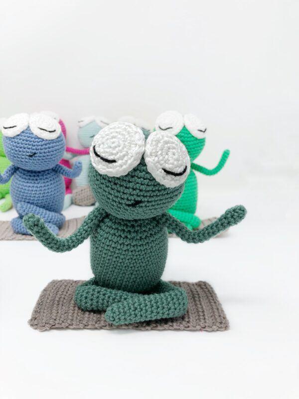 Yogi Frog