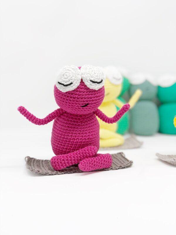 Yogi-Frog