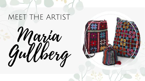 Meet the artist – Maria Gullberg