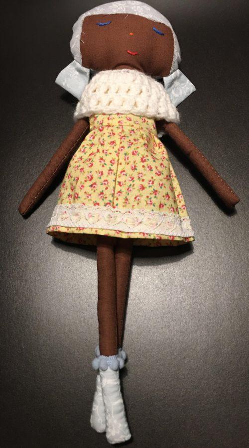 Spring Blossom Doll